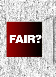 Fair?